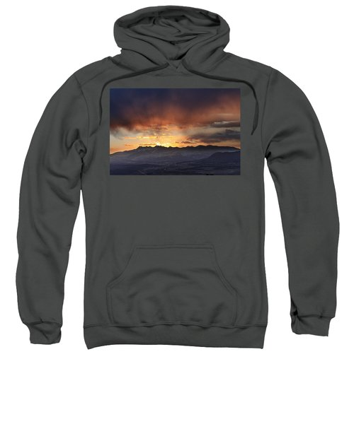 Southwest Colorado Sunset Sweatshirt