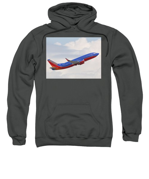 Southwest Jet Sweatshirt