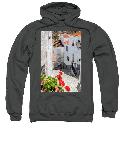 Spanish Street 3 Sweatshirt