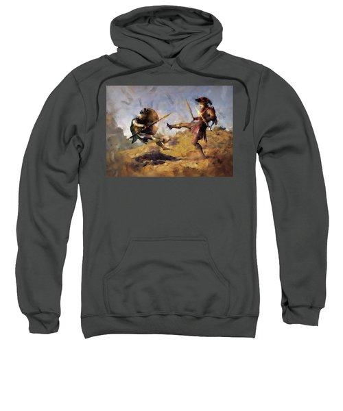 Spartan Hoplite - 12 Sweatshirt