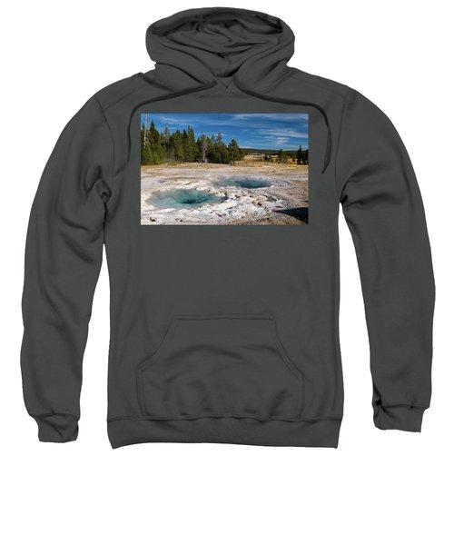 Spasmodic Geyser Sweatshirt