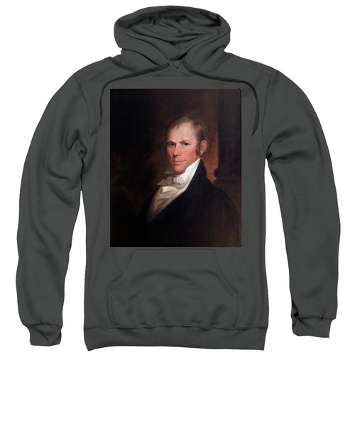 Speakers Of The United States House Of Representatives, Henry Clay, Kentucky  Sweatshirt