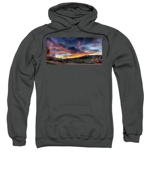 Spearfish Canyon Golf Club Sunrise Sweatshirt