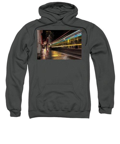 Speed Of Light Sweatshirt