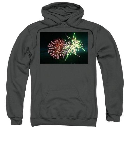 Spider On Flower Sweatshirt