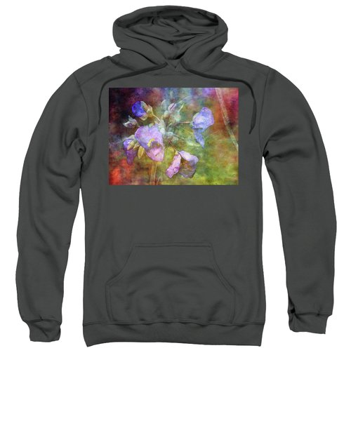 Spiderwort 1398 Idp_2 Sweatshirt