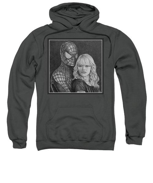 Spidey And Gwen Sweatshirt