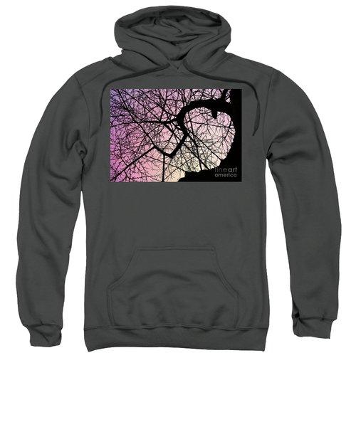 Spiral Tree Sweatshirt
