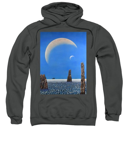 Spires Of Triton Sweatshirt