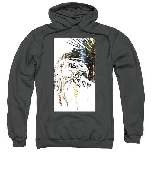 Spirit Animal . Hawk Sweatshirt