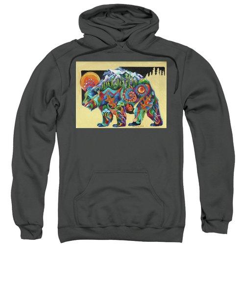 Spirit Bear Totem Sweatshirt