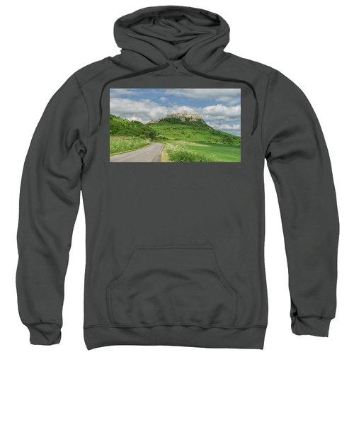 Spish Castle Sweatshirt