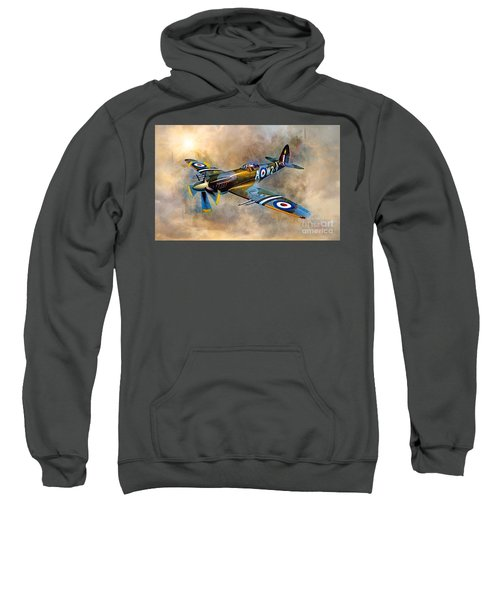 Spitfire Dawn Flight Sweatshirt