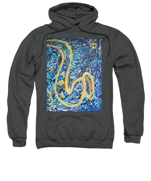 Splash Of Brass 3 Sweatshirt