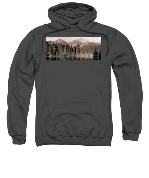Sprague Lake Morning Sweatshirt
