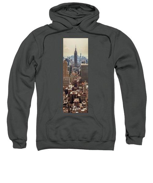 Sprawling Urban Jungle Sweatshirt
