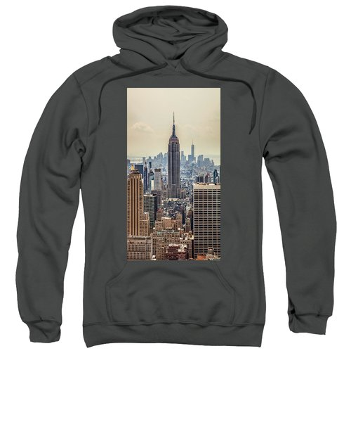 Sprawling Urban Jungle Sweatshirt