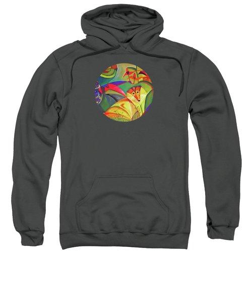 Spring Dog Sweatshirt