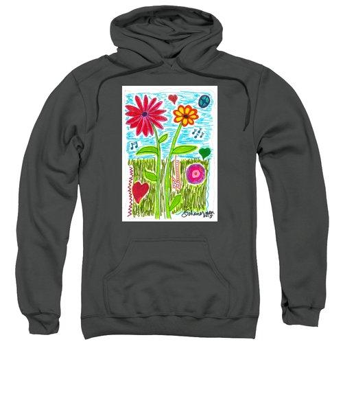 Spring Has Sprung Sweatshirt