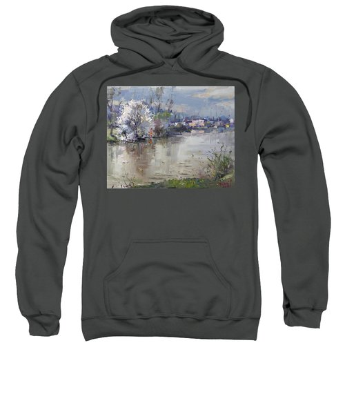 Spring In Hyde Park Sweatshirt
