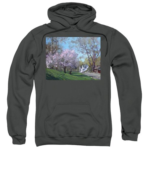 Spring In J C Saddington Park Sweatshirt