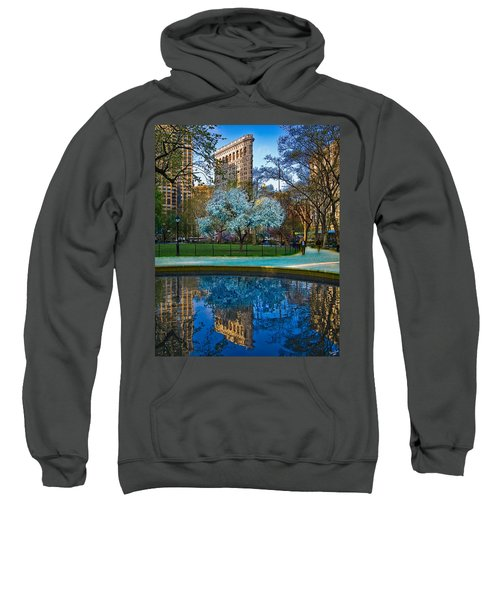 Spring In Madison Square Park Sweatshirt