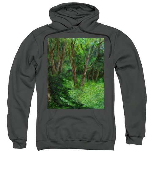 Spring In The Forest Sweatshirt