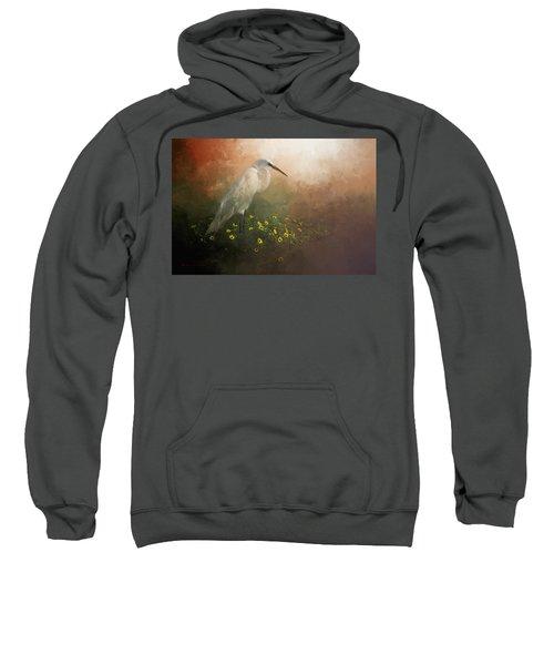 Spring Is Here Sweatshirt