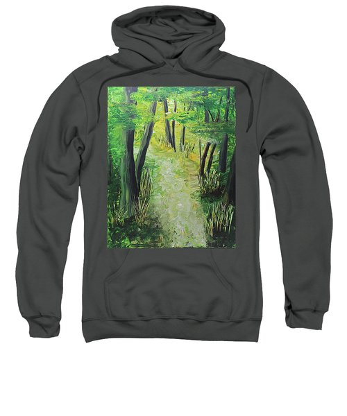 Spring Path Sweatshirt