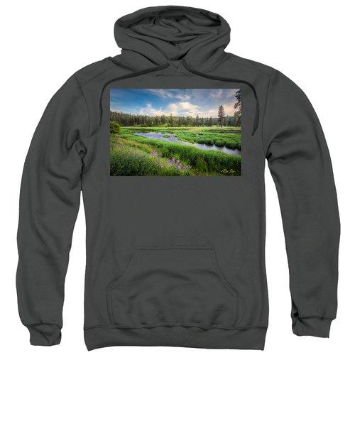 Spring River Valley Sweatshirt