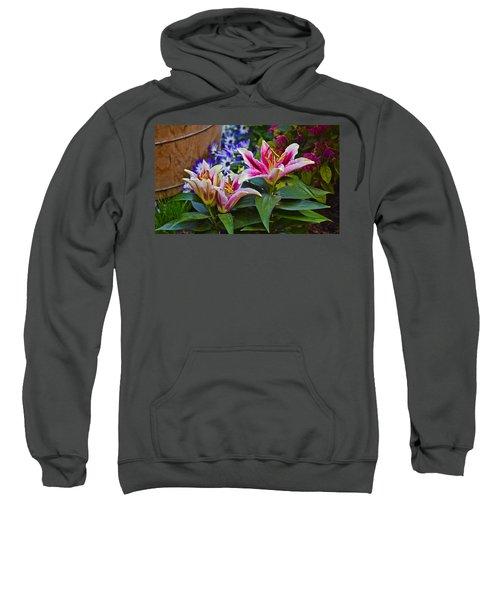 Spring Show 15 Lily Trio Sweatshirt