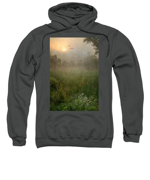 Spring Sunrise In The Valley Sweatshirt
