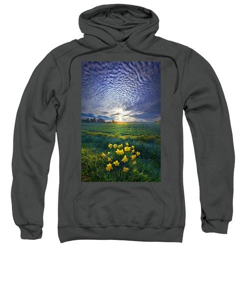 Springing To Life Sweatshirt