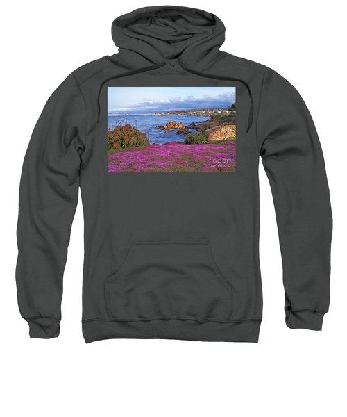 Springtime In Pacific Grove Sweatshirt