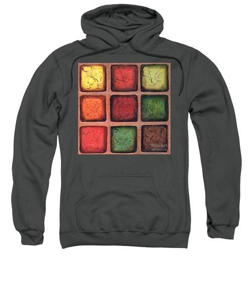 Squared In Bronze Sweatshirt