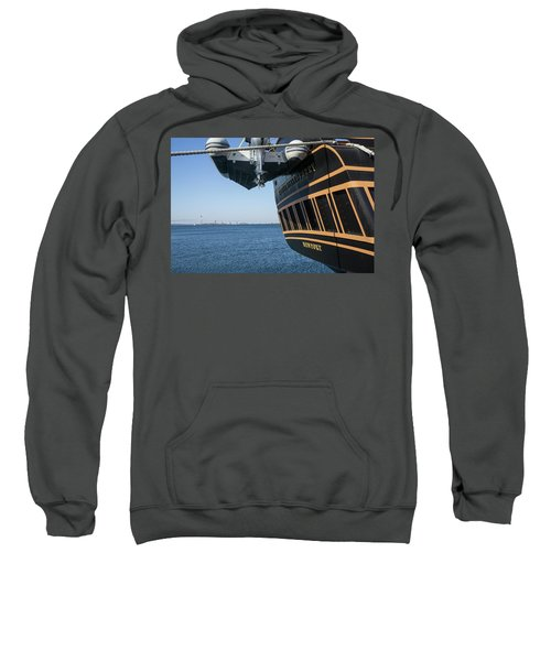 Ssv Oliver Hazard Perry Close Up Sweatshirt