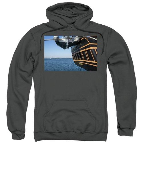 Ssv Oliver Hazard Perry Close Up Sweatshirt