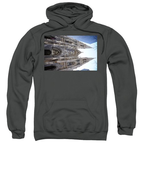 St Patrick's Cathedral Nyc Sweatshirt