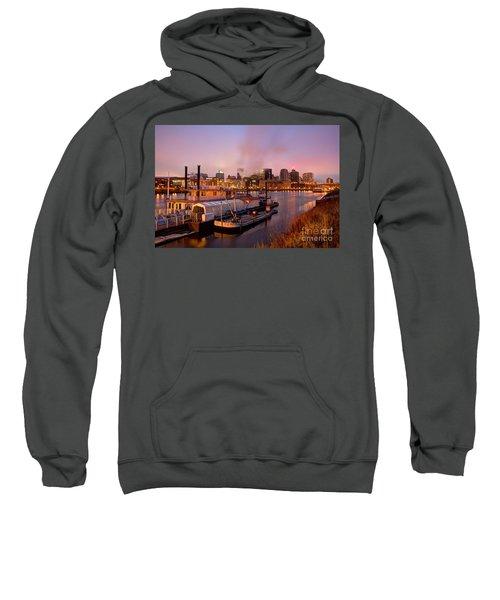 St Paul Minnesota Its A River Town Sweatshirt