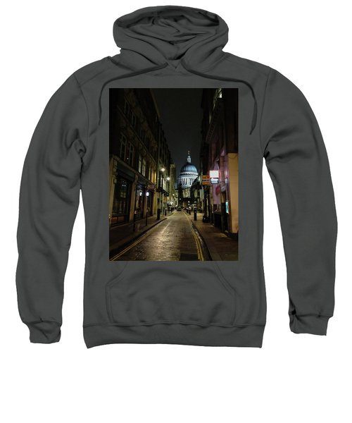 St. Pauls By Night Sweatshirt