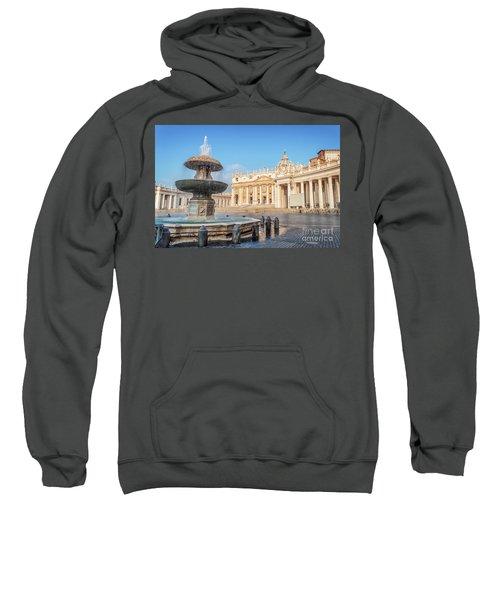 St Peter's Basilica Sweatshirt