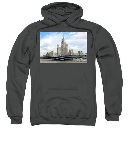 Kotelnicheskaya Embankment Building Sweatshirt
