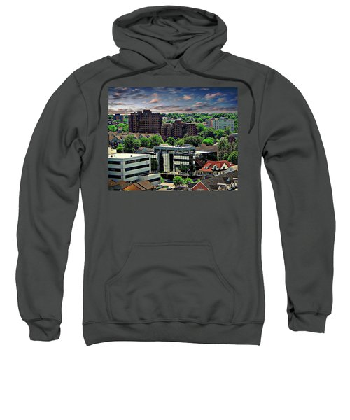Stamford Cityscape Sweatshirt