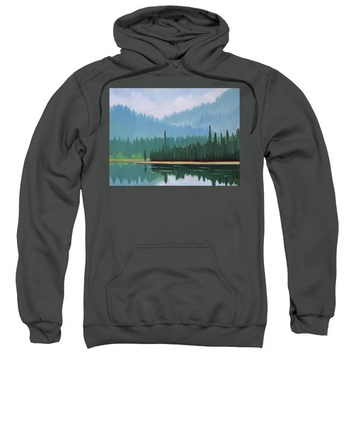 Stanley Lake - Far Shore Sweatshirt