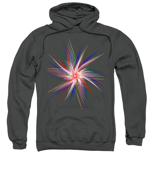 Star In Motion By Kaye Menner Sweatshirt