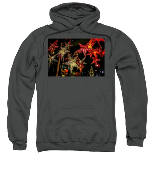Star Lights Sweatshirt