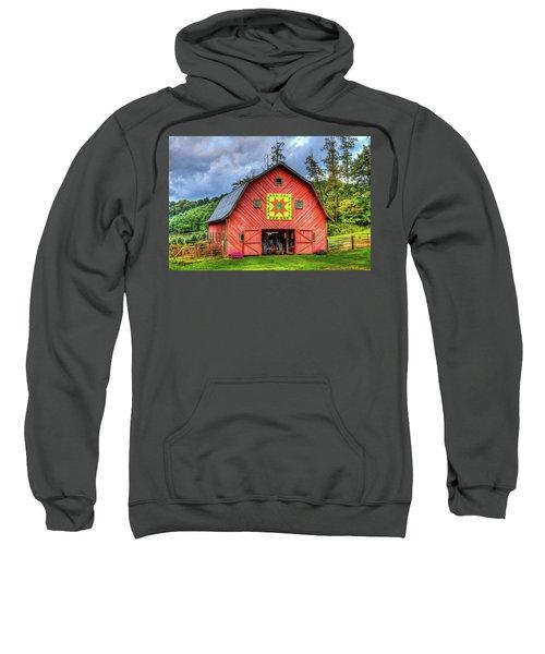 Star Within A Star Sweatshirt