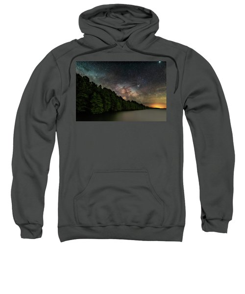 Starlight Swimming Sweatshirt