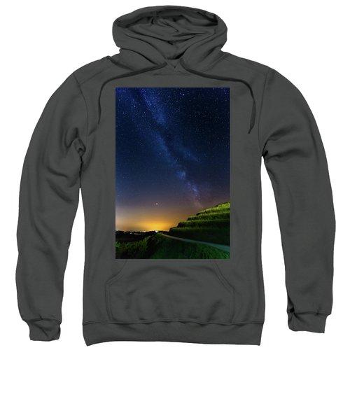 Starry Sky Above Me Sweatshirt
