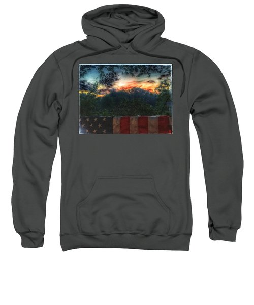 Stars Stripes And Skies Forever Sweatshirt